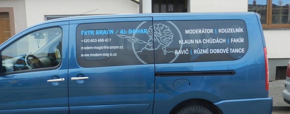 Modern Magic Fakir Show - Petr Braun