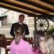 Modern Magic Fakir Show - Petr Braun -  2007 06. 28. - Vystoupení pro mažoretky Hlubocké Princezny v restauraci Na Růžku