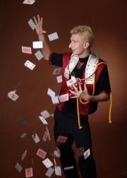 Modern Magic Fakir Show - Petr Braun - MANIPULAČNÍ MAGIE - Martin ČEJKA
